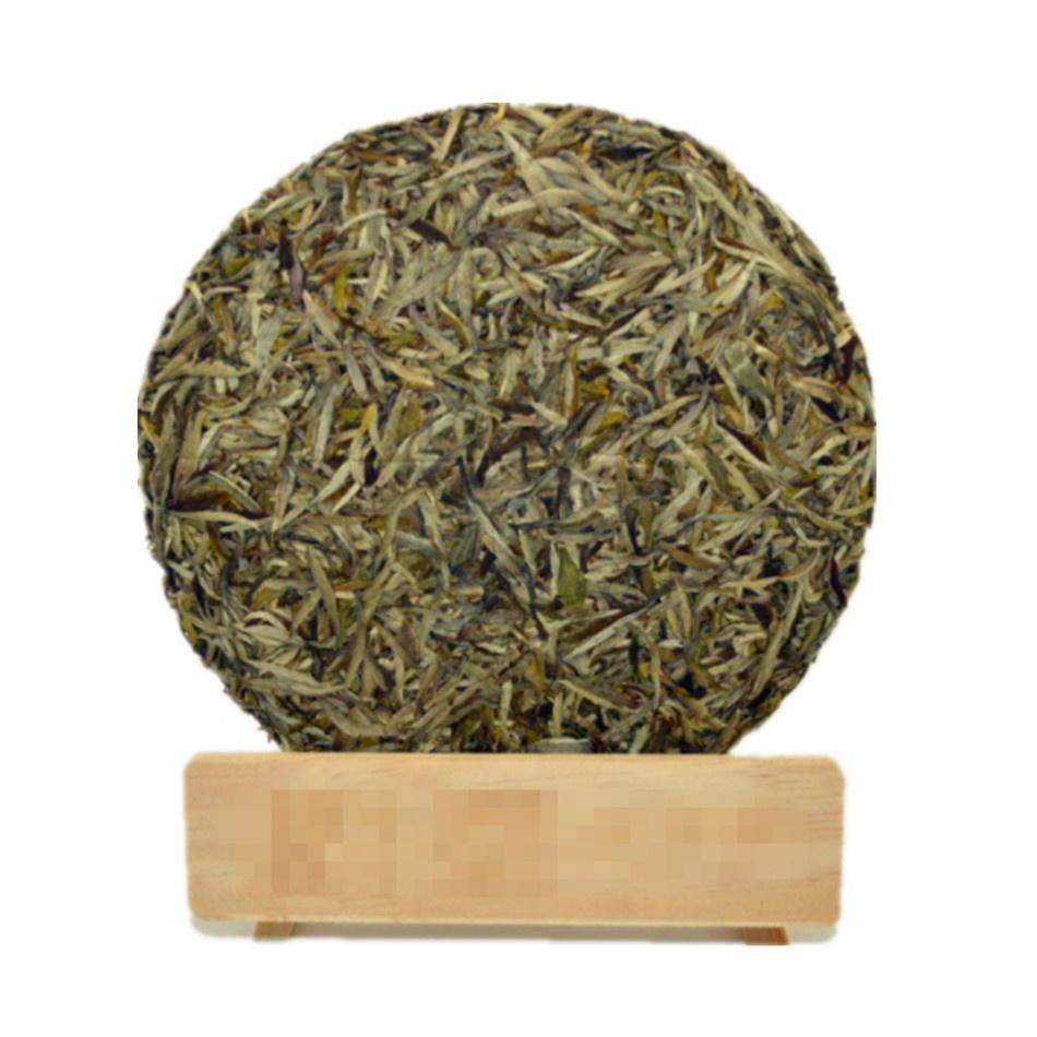 Chinese Fujian Compressed White Tea Cake Silver Needle Tea (Yin Zhen) - 4uTea | 4uTea.com