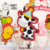 Yiwu Farm Animals Birthday Party Festive Supplies Decoration Paper Drinking Straws Holiday Paper Straws