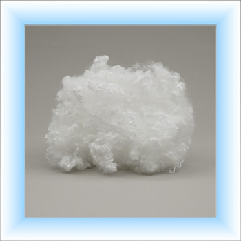 3d hcs recycled polyester staple fiber
