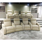 Factory Direct Sale Famous Home Theater Sofa, Movie Theater Recliner, Home Cinema Seats Recliner Chair Movie Theater