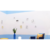 Removable adhesive PET film whiteboard wall sticker white board