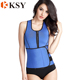 Plus Size Workout Gym Latex Corset Waist Trainer body shaper slim waist For Women