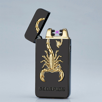 MLT21 Wholesale Gift USB Rechargeable Electronic Lighter Custom Arc Lighter Design for Personality Men's Cigarette