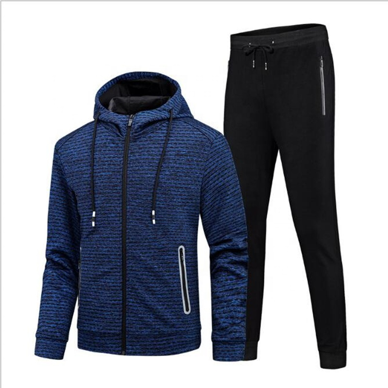 Cheap Wholesale Autumu Winter Soccer Hoodie Tracksuit Football Jacket Suit, Any color is available