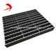 Metal grid plate welded walkway grating 25*3mm hot dip galvanized steel grating floor mesh