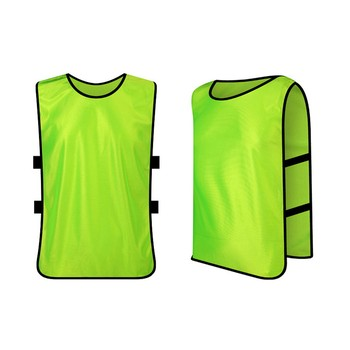 Wholesale Classic Youth Adults Quick Dry Scrimmage Vests, Sports Football Soccer Training Pinnies