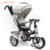 high quality kids metal tricycle / high quality folding tricycle / gift kids pedal trike