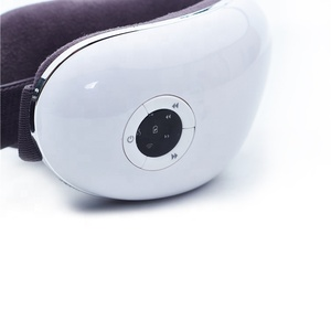 New Design warm compressions eye massager mp3 player light