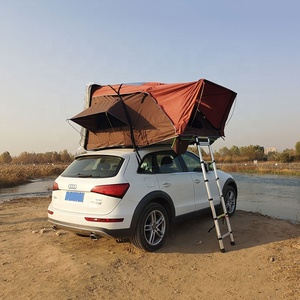 4x4 Self-Driving Tour Wildland Roof Top Tent Camping