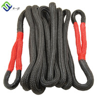 25mm x6m nylon recovery kinetic towing rope