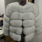 New design fur jacket made in China