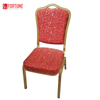Best Price metal Foshan Wholesale high quality aluminum frame banquet hall chair
