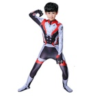 Ready To Ship Kids Avengers Endgame Quantum Realm Zentai Superhero Boy Cosplay Tights Bodysuit Jumpsuit