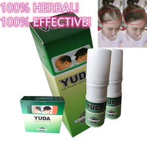 hot natural YUDA hair care products hair growth serum fast spray private label
