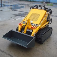 Tracked loader YF380 200 กก. Crawler mini skid steer loader CE และ EPA การรับรอง