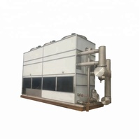 Outlet stainless steel industrial closed cooling tower