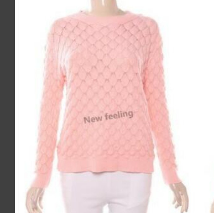 Long Sleeve Jumper Winter High Quality Women Casual Sweater