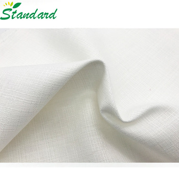 best selling solid dyed woven small jacquard stretchy cotton dobby casual wear fabric