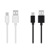 SOTON 3ft Micro USB Cable Android V8 Data Sync & Charging USB 2.0 Power Cable to Micro USB Charger for Samsung Note Nexus Bulk