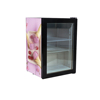 98liter electricity commercial ice cream freezer with CE