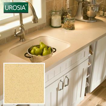 Küche Beige Glas Multi Farben Prefab Quarz Stein Arbeitsplatten Gelb Farbe  Künstliche Quarz Stein Platten Arbeitsplatte - Buy Platten ...