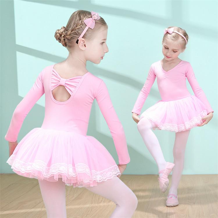 Wholesale Cheap Girls Dance Wear Costumes Cute Ballet Tutu Dress for Kid фото
