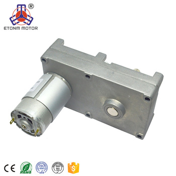 12v 100 kg torque dc motor with gearbox