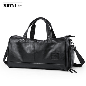 High Quality Waterproof Other Traveling Bag Big Travel Bags Unisex Luggage leather travel bag