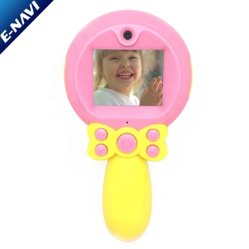 Child Cheap Gift Mini Children Camera Video 1080P Handy Kids Baby Play Toys Cute Camera For Summer Holiday