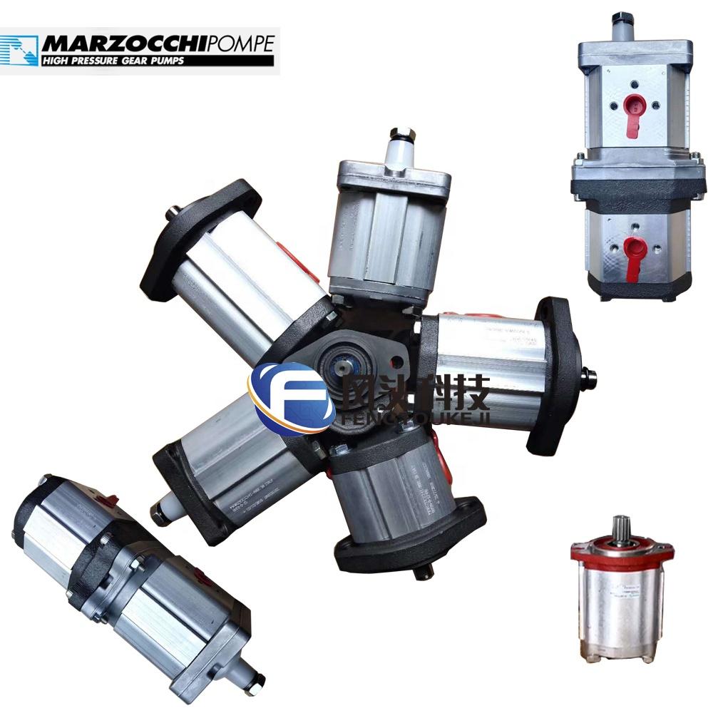 ITALY MARZOCCHI gear pump GHP2A-D-6/9/10/12/16-FG