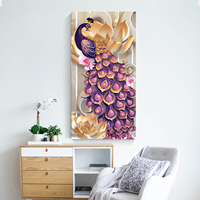 Wholesale modern art living room porch decoration extra large wall paintings