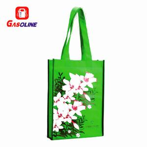 New product non woven cloth small drawstring bag custom