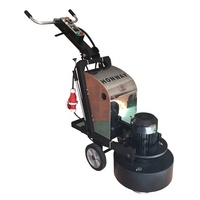 Factory direct supply HW-G4 high speed hand terrazzo marble granite concrete floor polishing machine