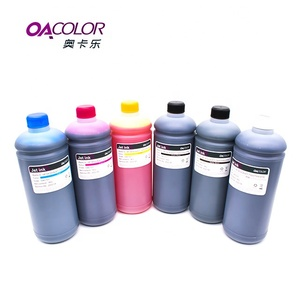 OACOLOR 1000ml Bluk Ink For HP 727 For HP Designjet T920 T930 T1500 T2500 T2530 T3500 Dye Ink