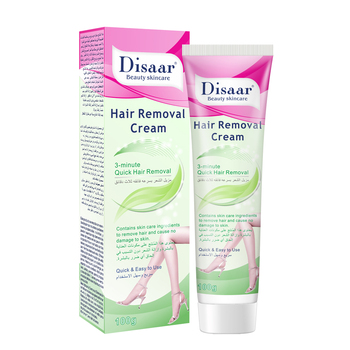 Disaar Natural Quick Legs Armpit Private Parts Body Green Hair