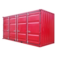 Customized supplier flat container house of quality