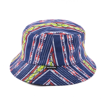 custom fabric print OEM design summer cheap bucket hat/cap