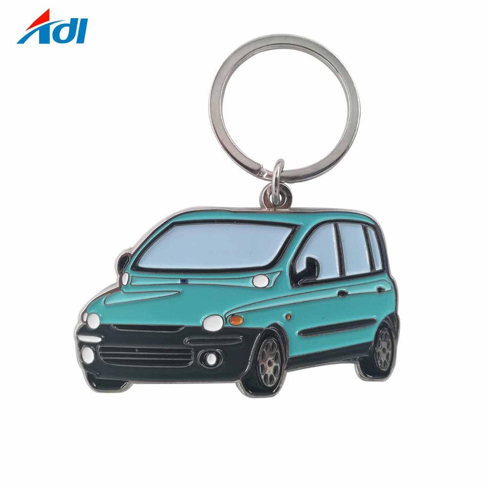 LED Car Logo Keychain Crystal Light Motor Laser Key ring Cute Holder for VW