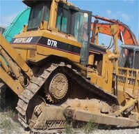 90% new condition competitive price used CAT D7R/D6R/D7H/D6D/D8K bulldozer with good working