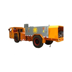 Factory direct, quality assurance, best price underground mine equipment oil tanker truck