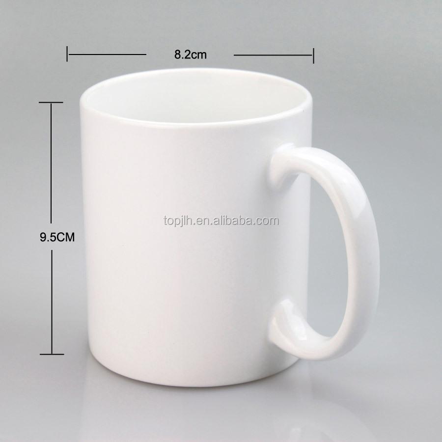 Plain White Coffee Mugs Microwave Safe