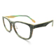 Popular unisex young spectacle optical wood frame glasses, wood optical glasses
