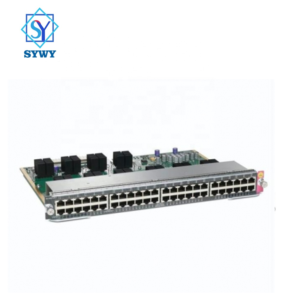 CISCO Core Board Module WS-X4648-RJ45-E Catalyst 4500 E-Series Linecard