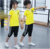 Y1215 New Summer Cotton Whole Set Infants' School Primary School Uniforms