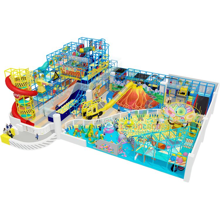 Sueño de la infancia nuevos niños juegos de interior varios equipo de juego de estructuras de juego