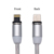 MIUSB 3 in 1 usb cable magnetic LED folw mobile magnet cable