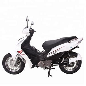 110CC Adult Gas Auto Motor Scooter Moped Pedal Motorcycle For Sale
