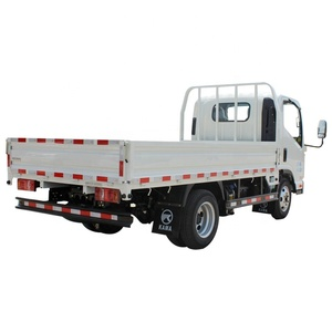 carrier cargo Light truck with ratchet cargo lashing strap