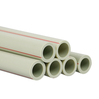 large diameter insulation flexible connection ppr plastic pipe