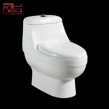 China siphonic one piece toilet